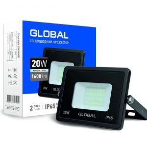Прожектор Global 20W