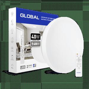 Розумний світильник Global 40W