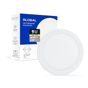 Точковий врізний LED-світильник GLOBAL SP adjustable 9W