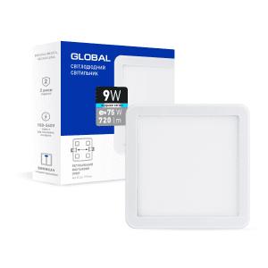 Точковий врізний LED-світильник GLOBAL SP adjustable