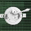 Світильник врізний MAXUS SP edge 9W