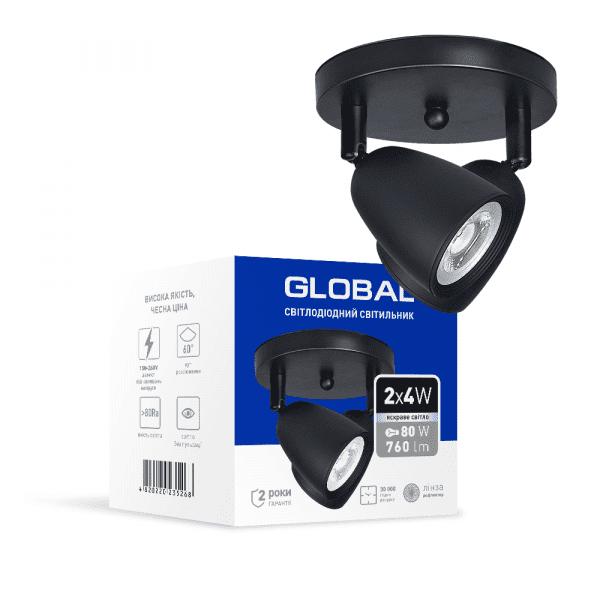 Світильник світлодіодний GSL-01C GLOBAL
