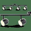 Спотовий світильник MAXUS MSL-01C