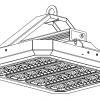 підвісний світильник CHS-2050-90