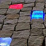 LED тротуарна плитка