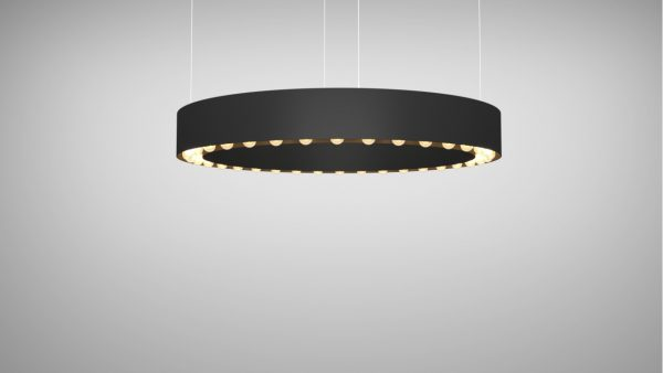 Дизайнерський світлодіодний світильник Circular LT PR
