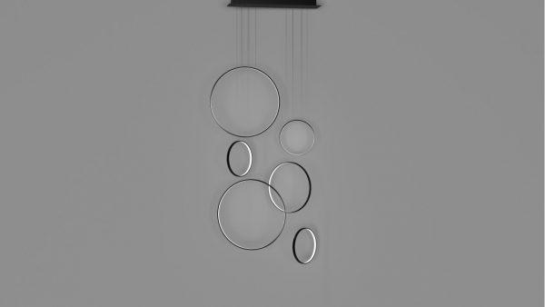 Світлодіодний світильник Deco Slim S4