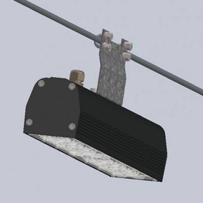Світлодіодний світильник Industry 40