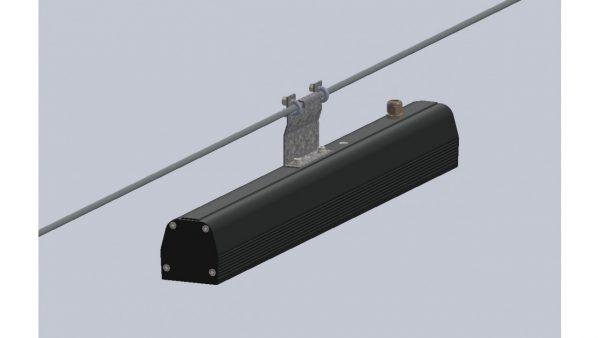 Світлодіодний світильник Indastry120