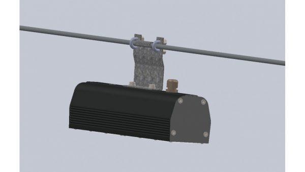 Світлодіодний світильник Indastry 40