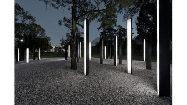 Світильник парковий Parklend A