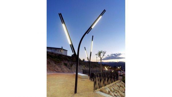Світлодіодний світильник парковий Parklend C