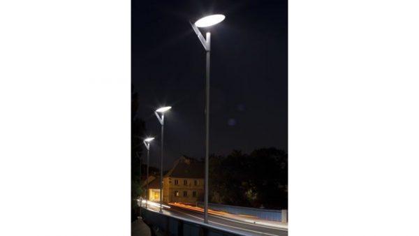 Світлодіодний світильник парковий Parklend E