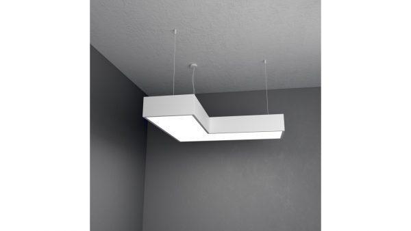 Світлодіодний світильник Kvadro S