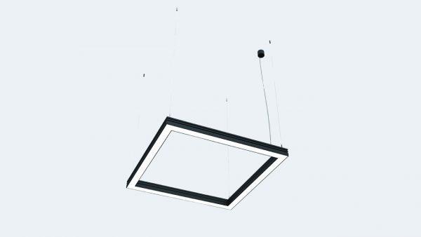 Дизайнерський світлодіодний світильник Frame