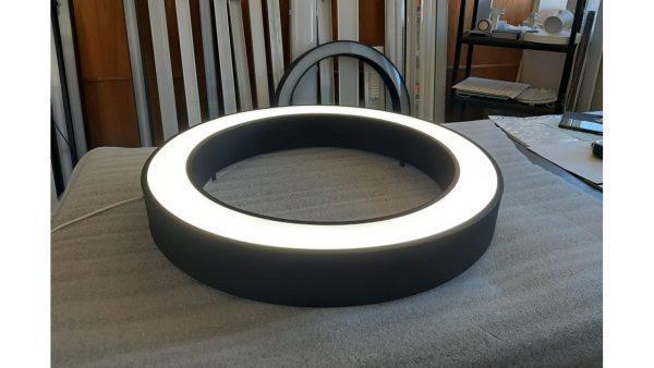 Дизайнерський світлодіодний світильник Round