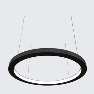 Дизайнерський світлодіодний світильник Round Inside