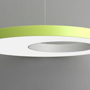 Дизайнерський світлодіодний світильник Round CP3