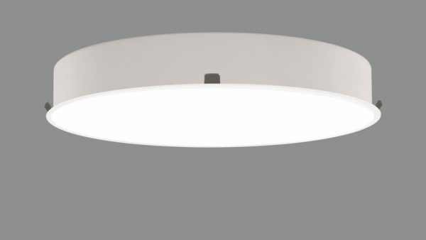 Дизайнерський світлодіодний світильник Round FL Recessed