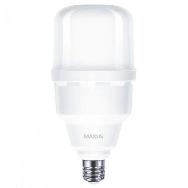 Лампа світлодіодна MAXUS HW 30W 5000K E27/E40