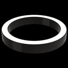 """Підвісний дизайнерський LED світильник """"Кільце"""""""
