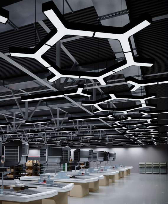 Модульний LED-світильник
