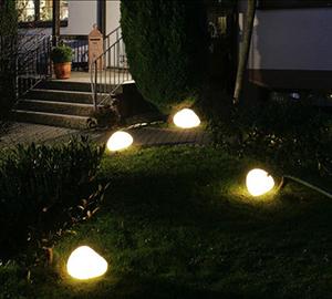 LED камінь