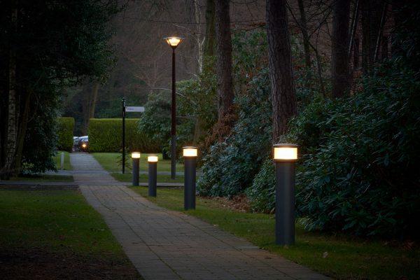 LED-світильники Schreder Alura LED