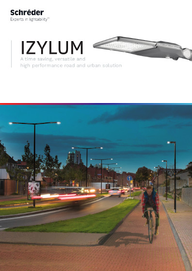 LED-світильник Schreder IZYLUM