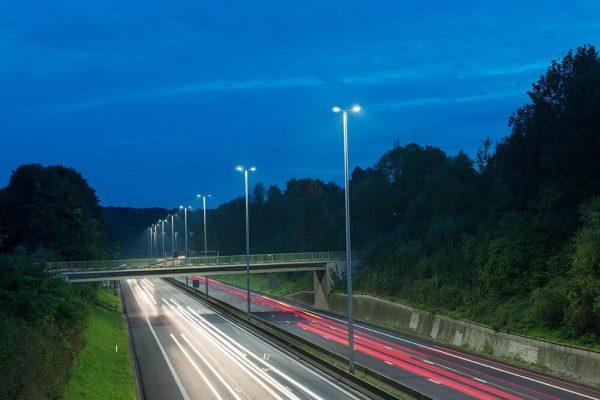 Світлодіодний консольний LED світильник Ampera