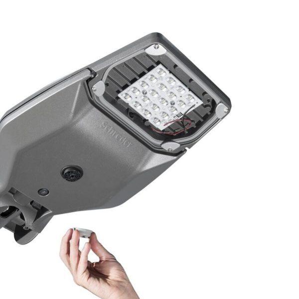 Світлодіодний консольний світильник Ізілюм