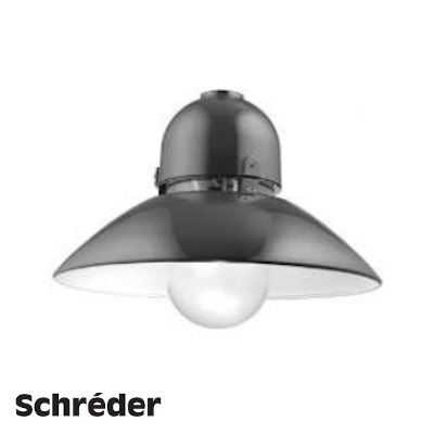 Світлодіодні паркові світильники Schreder Schirm LED