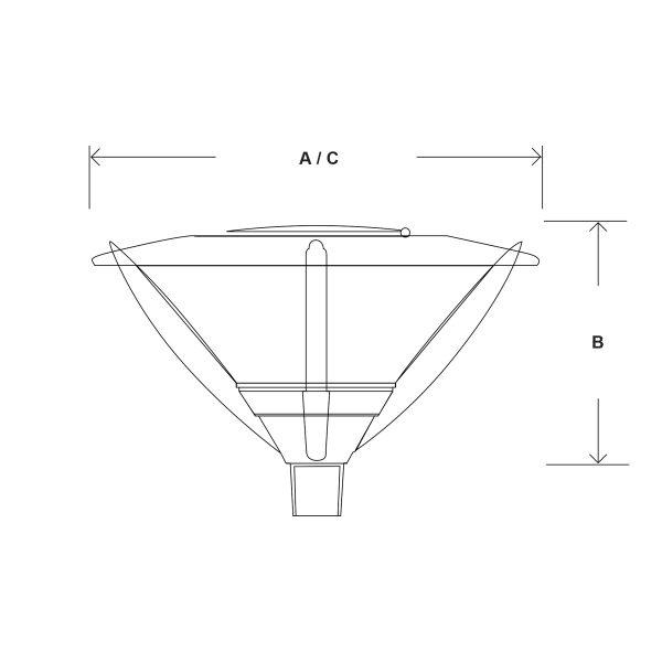 LED-світильник Schreder Alura LED