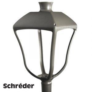 Світлодіодний світильник Schreder Stylage
