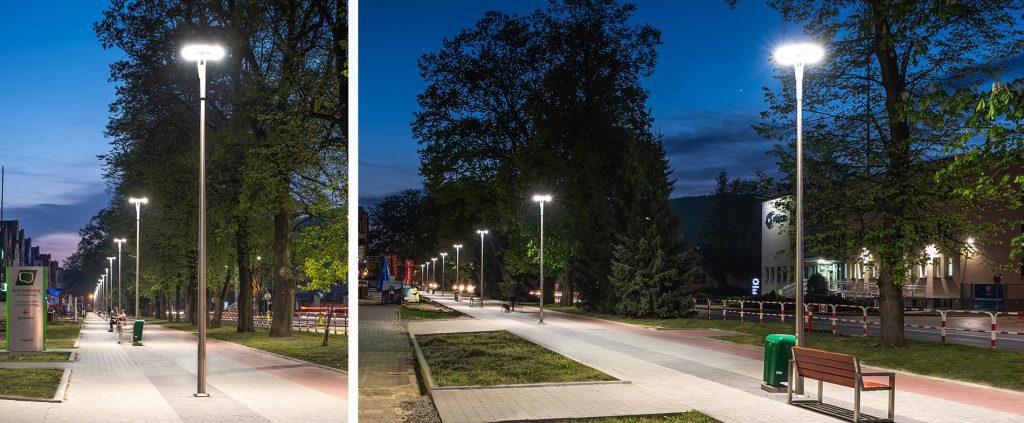 Світлодіодний світильник Rosa CORONA LED 80W