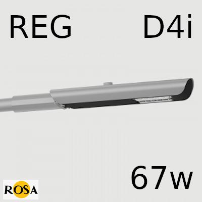 Світлодіодний світильник Rosa CUDDLE II LED REG D4i