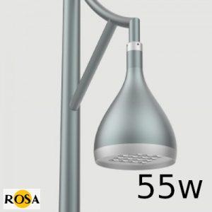 Світлодіодний світильник парковий Rosa DROP LED 55W