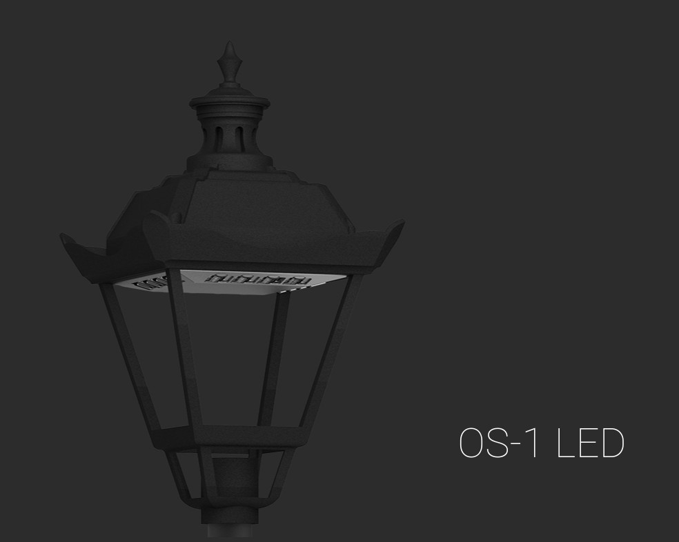 Світлодіодний світильник Rosa OS-1 LED 36W