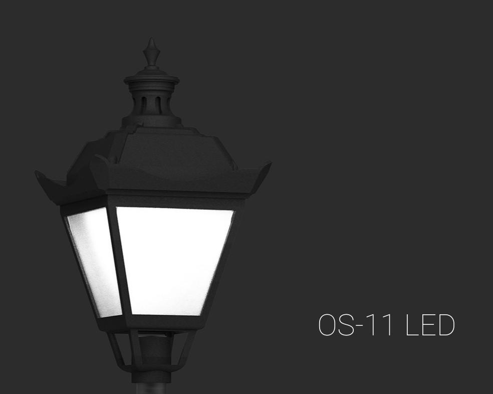 Світлодіодний світильник Rosa OS-11 LED 42W