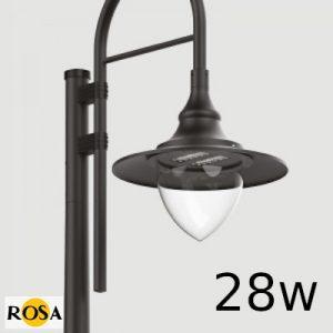 Світлодіодний світильник Rosa OW LED 28W