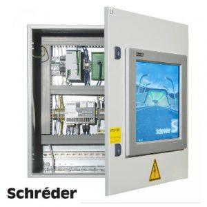 Керування світлодіодним освітленням тунелів Schreder ATS System