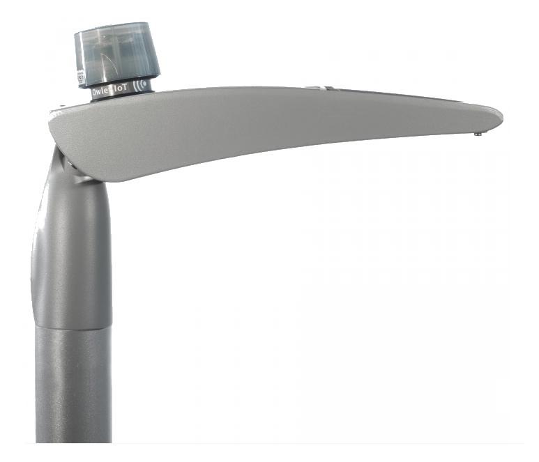 Керування світлодіодним освітленням Schreder Owlet IoT Control System