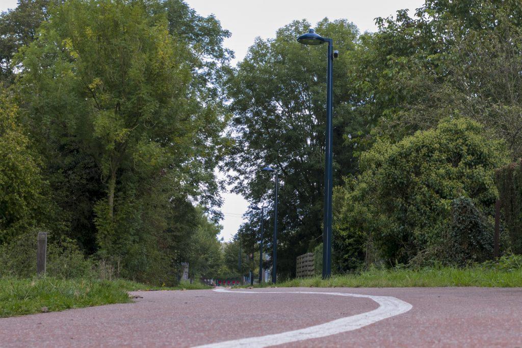 Світлодіодний вуличний світильник Schreder CITEA NG