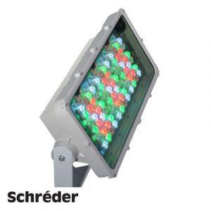 LED світильник для спорту Schreder OMNIblast