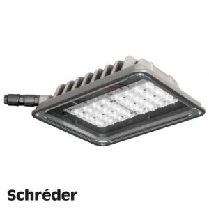 Світлодіодний тунельний світильник Schreder TAG