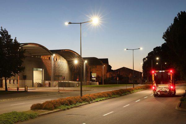 Світлодіодний вуличний світильник Schreder Voltana