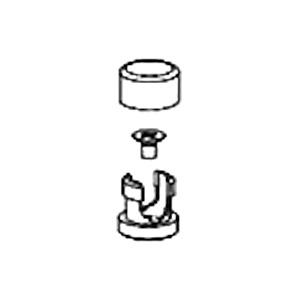 Затискач для труби КТ1