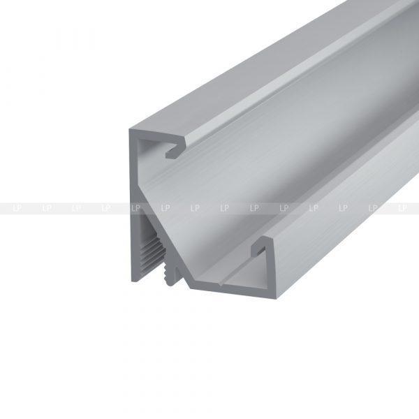 LED-профіль алюмінієвий кутовий ЛПУ (1)