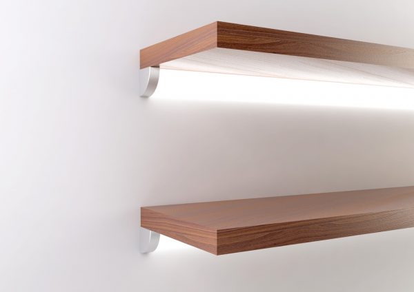 LED-профіль алюмінієвий кутовий ЛПУ (приклад)