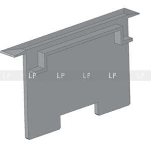 Заглушка для ЛСВ40 універсальна